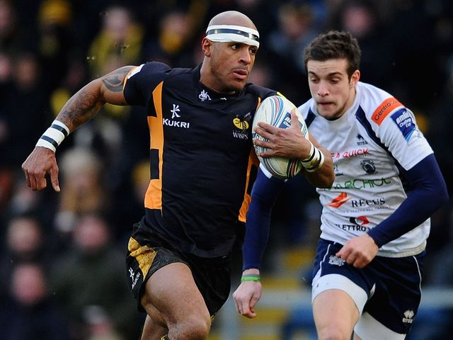 Tom Varndell: Quickfire hat-trick