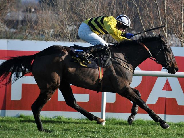 Glens Melody is well on top under Paul Townend