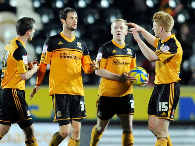 Hull drew 1-1 with Leyton Orient