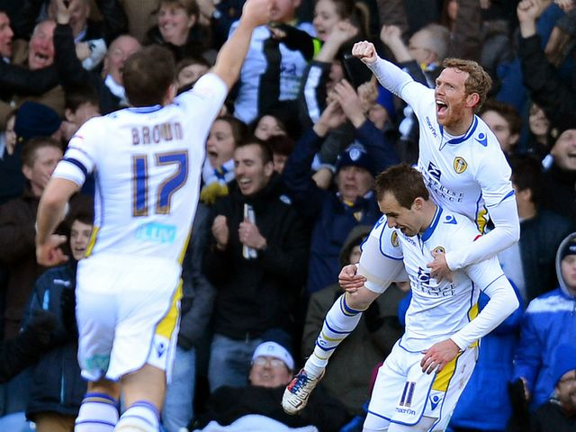 Leeds book their place in the next round