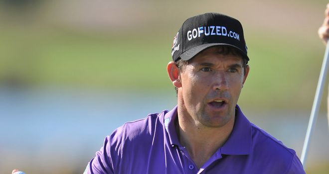 Padraig Harrington: Safe for Miami