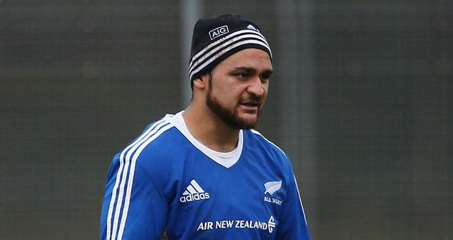 Piri Weepu: Has been working hard in the off-season