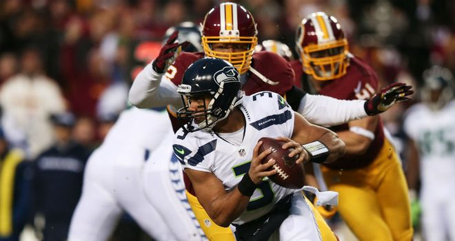 Russell Wilson: Leads the Seattle Seahawks to victory