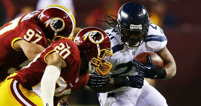 Close encounters: Seattle Seahawks face a tight match up at Atlanta