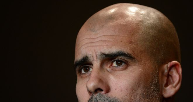 Pep Guardiola is back in football after agreeing to become Bayern Munich coach