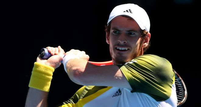 Andy Murray: Progressed with a convincing win