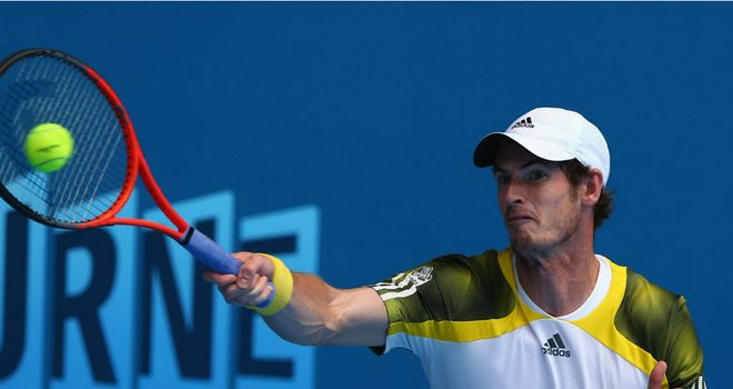 Andy Murray: Pleased to have won in double quick time
