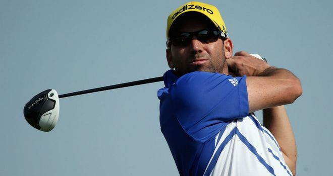 Sergio Garcia: Back in action in the Gulf