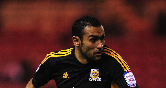 Ahmed Elmohamady: Scorer of Hull's second goal