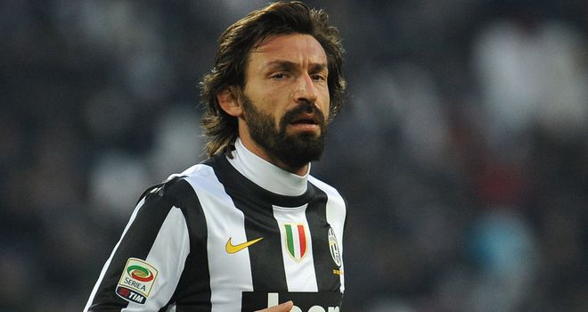 Andrea Pirlo: Juve should try and sign Frank Lampard