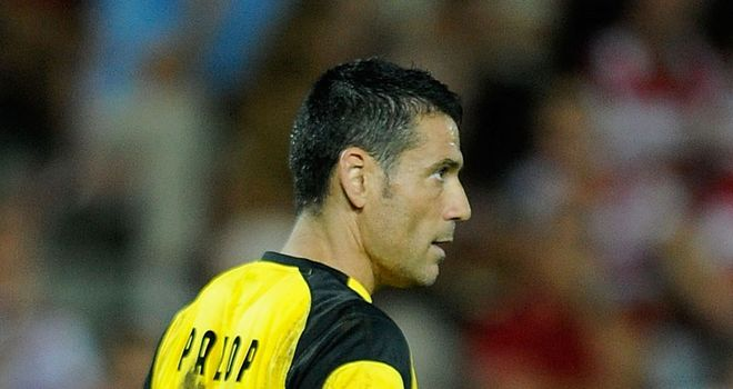 Andres Palop: Gifted Getafe a point