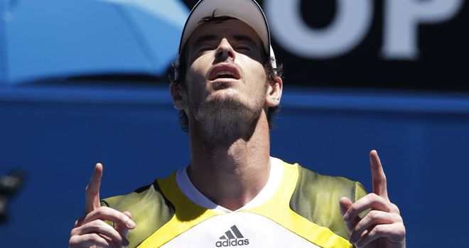 Andy Murray: Strong start for third seed in Melbourne