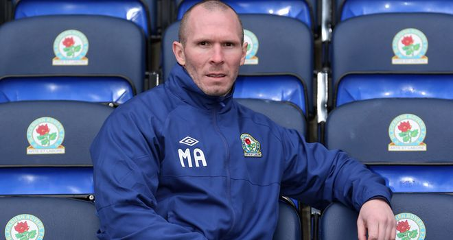 Michael Appleton: Promised cash to strengthen Rovers squad
