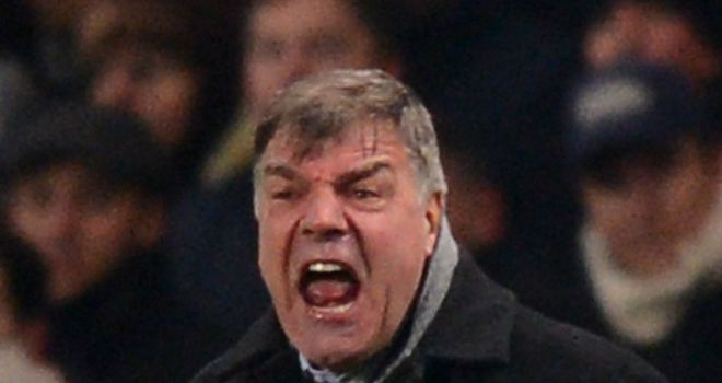 Sam Allardyce: Reacted quickly to West Ham loss at Arsenal
