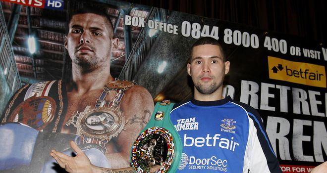 Tony Bellew takes on Isaac Chilemba in a March eliminator