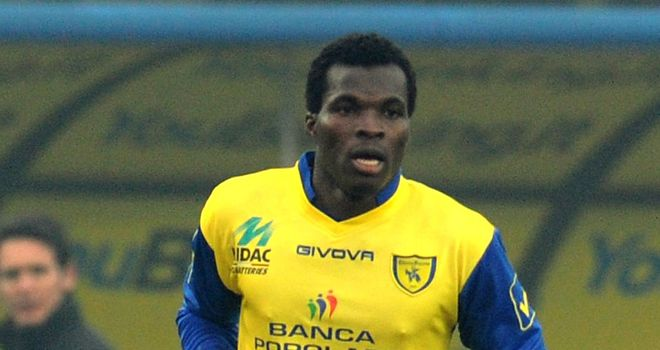 Isac Cofie scored the only goal of the game