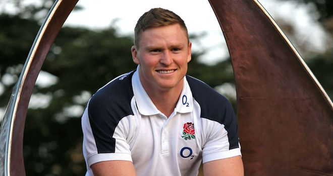 England wing Chris Ashton is setting his sights high ahead of facing Ireland