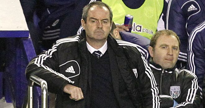 Steve Clarke: 'Some of the performances have been okay but we haven't got the results'