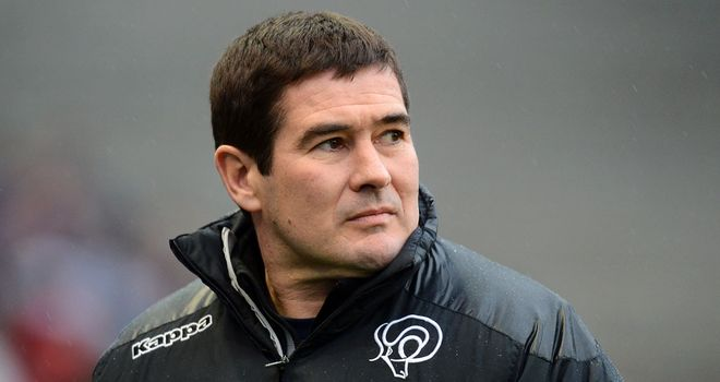 Nigel Clough: O'Driscoll sacking harsh