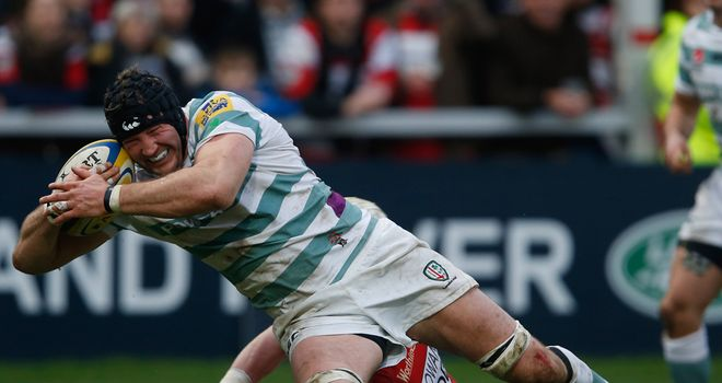 George Skivington: Thinks London Irish have turned a corner in 2013.