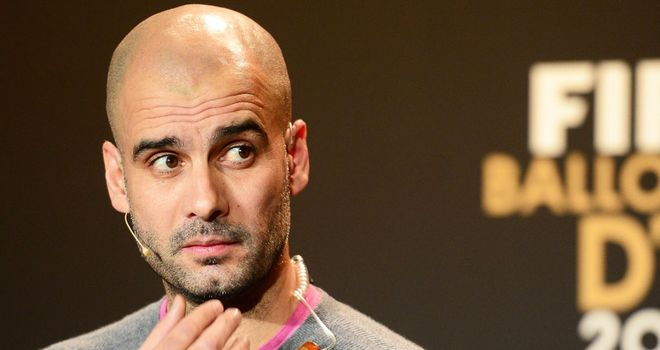 Pep Guardiola enjoyed four trophy-laden years as head coach of Barcelona