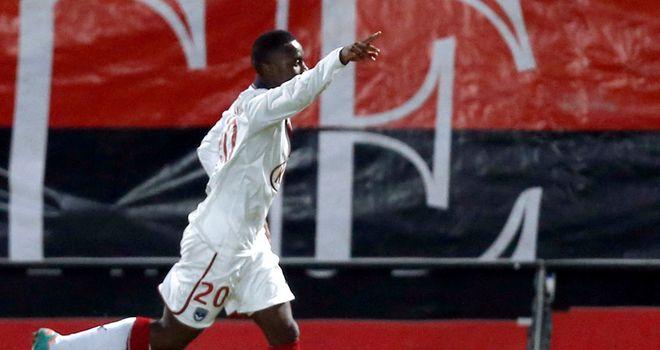 Saivet was the match-winner for Bordeaux