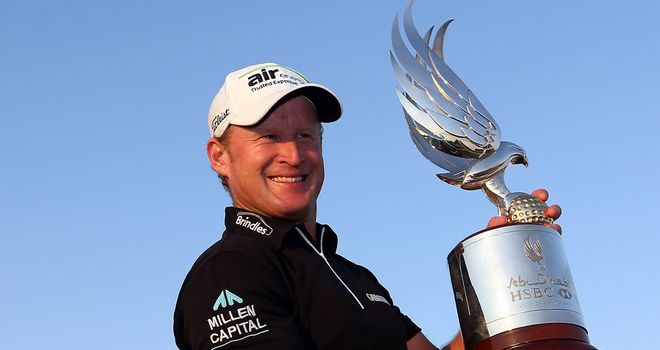 Jamie Donaldson: Career-high 29th in world rankings