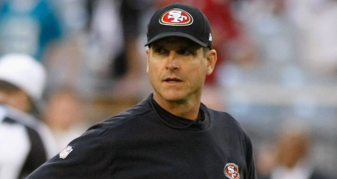 Jim Harbaugh: Taking on brother John in New Orleans