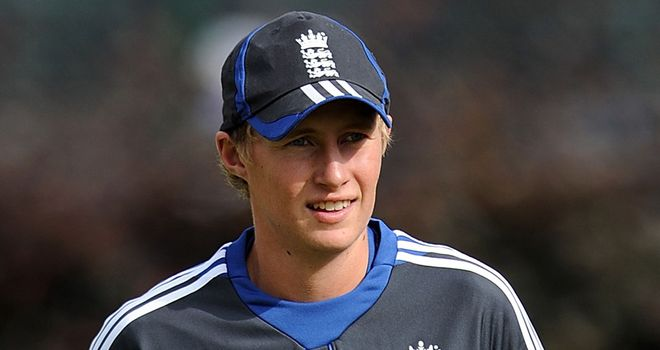 Joe Root: has seized his chance in England's one-day team during the series against India