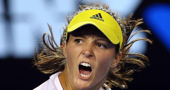 Laura Robson: Beat eighth seed Petra Kvitova in marathon clash