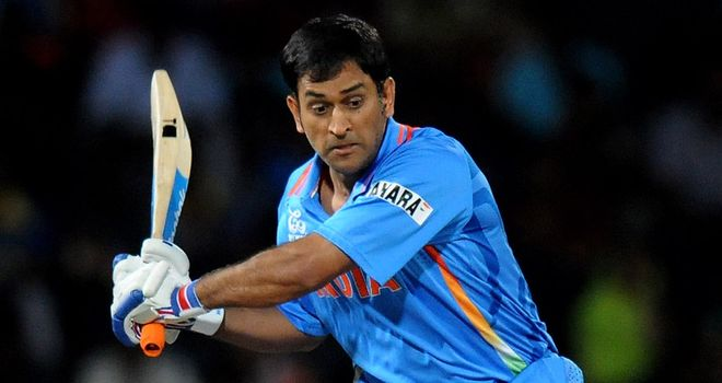 MS Dhoni: Survived early scare to make 72 from 66 balls