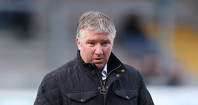 Martin Ling: Torquay boss is being treated for a debilitating illness
