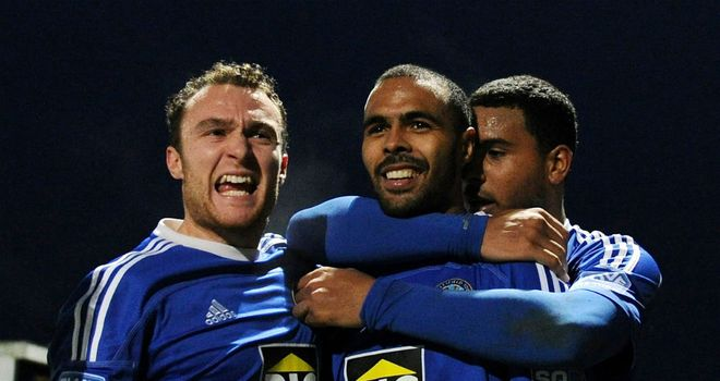 Macclesfield: Hoping to pull off another upset when they host Wigan