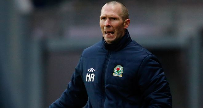 Blackburn boss Michael Appleton disappointed his players couldn't duplicate their weekend heroics