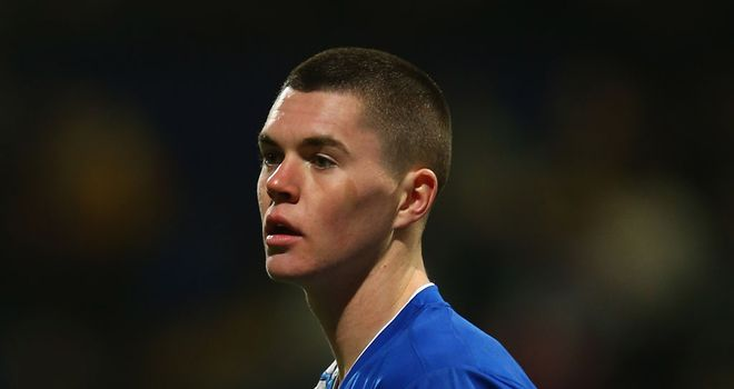 Michael Keane: Staying at Leicester until May