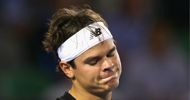 Milos Raonic: Ranked number 15 in the world