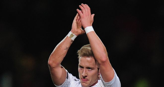 Lewis Holtby: Says Tottenham are not a one-man team