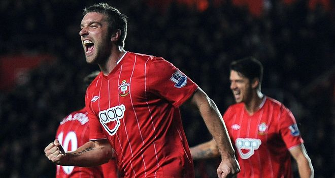 Rickie Lambert: Feels Southampton deserved win over City