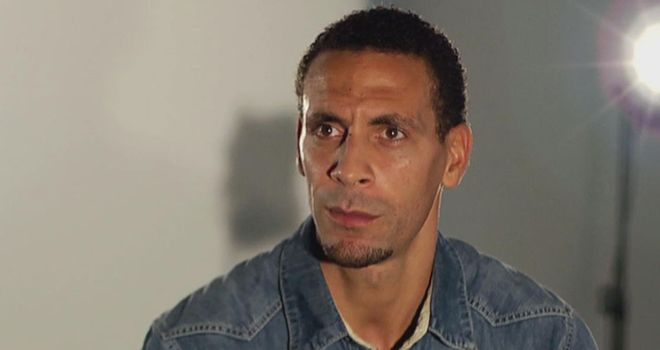 Ferdinand: struggled to pick his central midfielders