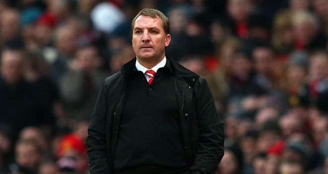 Brendan Rodgers: Delighted to make his point