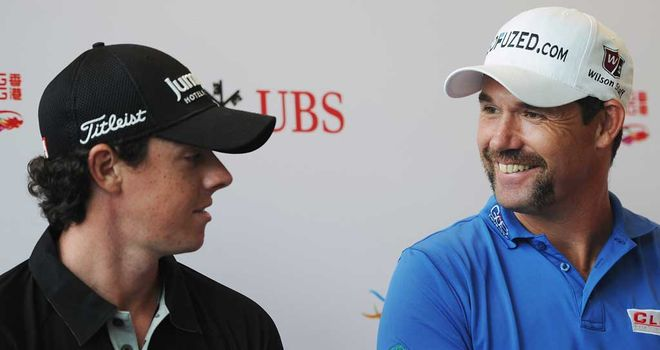 "Padraig Harrington: Has ""massive sympathy"" for world No 1 McIlroy"