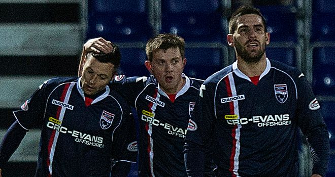 Ivan Sproule: Subdued in celebration against former club