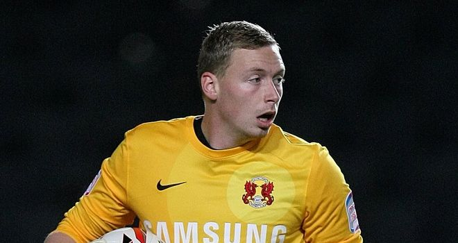 Ryan Allsop: Terrific display in goal