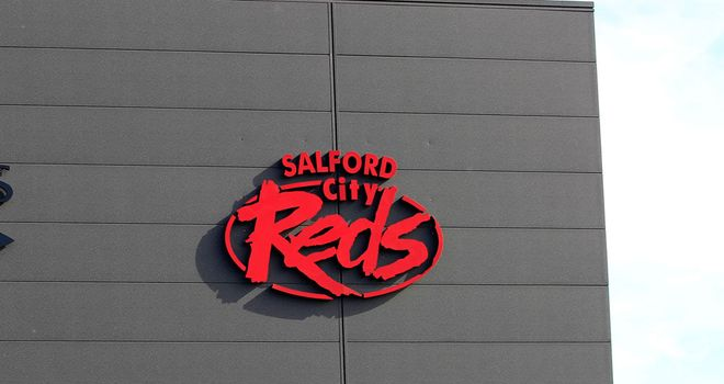 Salford City Reds: in need of new recruits after financial problems in the off-season