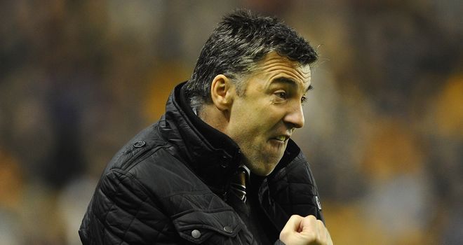 Dean Saunders: Wolves boss will bide his time in January
