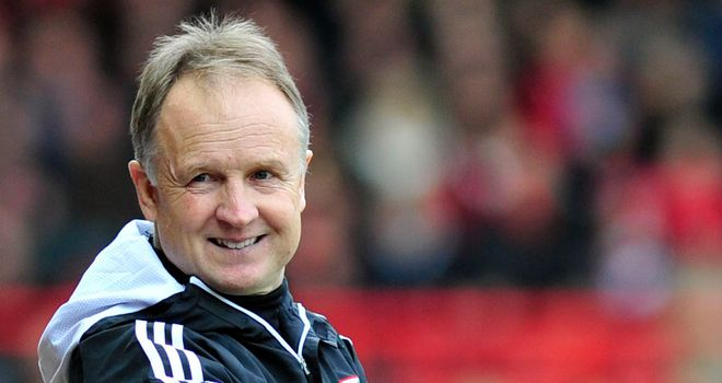 Sean O'Driscoll: Says Howard has offers from two other clubs