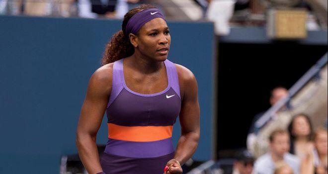 Serena Williams: Cautious on chances