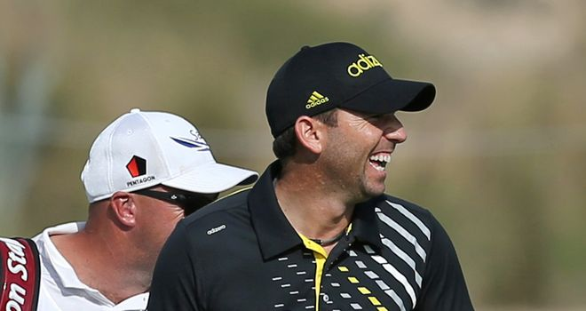 Sergio Garcia: Six birdies and no bogeys in his 66
