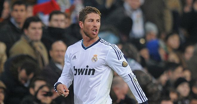 Sergio Ramos: Ready for Real Madrid's showdown with Manchester United