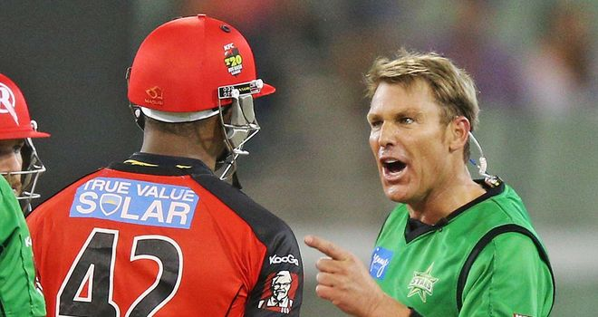 Shane Warne: In hot water